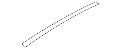 Genuine Ford Side Molding 7T4Z-7851746-A