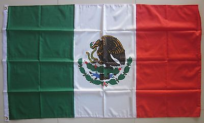 Mexico Flag  LARGE Mexican Flag  AUSPOST REGISTERED TRACKING
