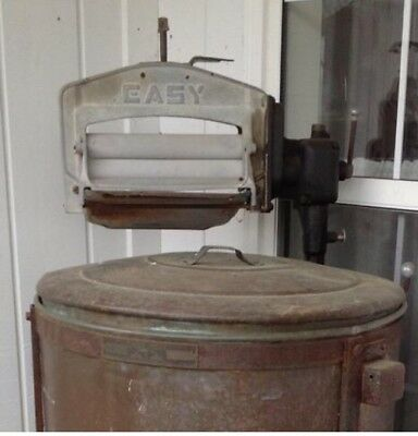 COPPER WASHING MACHINE Antique