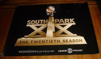 SOUTH PARK Comedy Central SEASON 20 5FT SUBWAY POSTER #2 STAN MARSH 2016