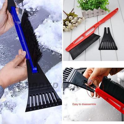 Car Vehicle Durable Snow Ice Scraper Snow Brush Shovel Removal Tools For Winter
