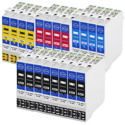 Lot XL Ink Cartridges for Epson XP-245 XP-247 XP-342 XP-345 XP-435 XP-255 XP-235