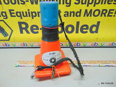 TY FLOT Welding Rod Welder Stub Safe Cone Tool with Tether Lanyard