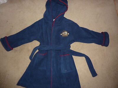Boys Dressing Gown - Age 18-24 months