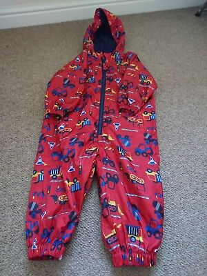 Boys George Puddlesuit 18-24 Months