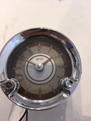 Smiths Car Clock. Fully Working With Guarantee