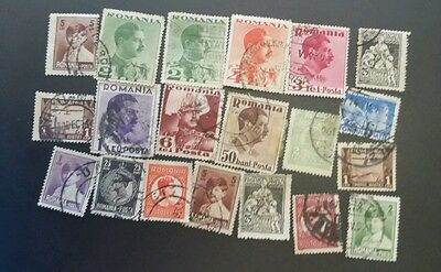 Romania stamps ,King Carol I, CLASSIC stamps NICE &VERY RARE CANCELLATIONS