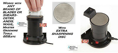 Mgt Shear&clipper Lame Sharpener&extra Disque pour Tous Brands-Oster, Andis ,