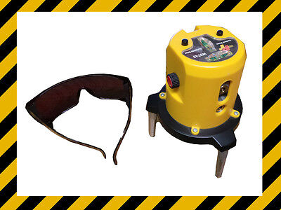 PERFORMANCE TOOLS Professional Cross Beam LASER LEVEL W5743