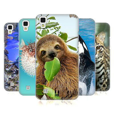 Head Case Designs Famous Animals Hard Back Case For Lg Phones 2
