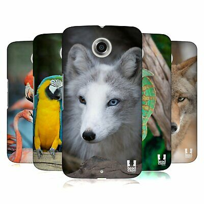 Head Case Designs Famous Animals Hard Back Case For Motorola Phones 2