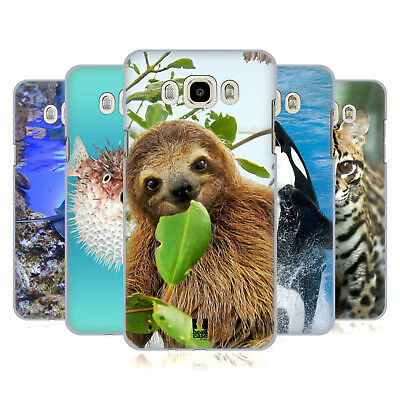 Head Case Designs Famous Animals Hard Back Case For Samsung Phones 3