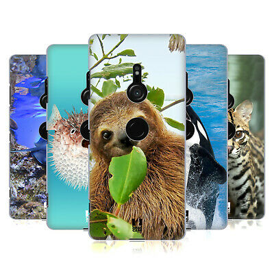 Head Case Designs Famous Animals Hard Back Case For Sony Phones 1