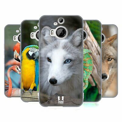 Head Case Designs Famous Animals Soft Gel Case For Htc Phones 2