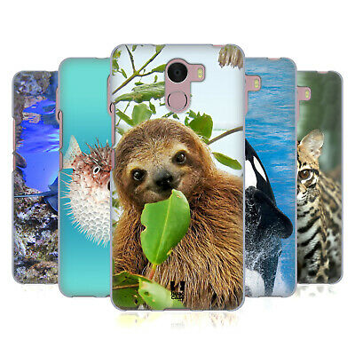 Head Case Designs Famous Animals Soft Gel Case For Wileyfox Phones