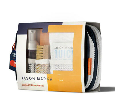 JASON MARKK HOLIDAY GIFT BOX LIMITED EDITION Cleaning Set m. Schürze JM2018-1408
