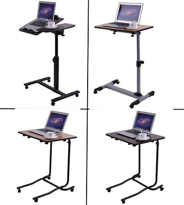 Adjustable Portable Lazy Laptop Table Computer Desk Stand Folding Notebook Tray