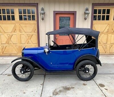 1921 Austin  Austin Seven (7) 1921. English Car. Museum Find! Antique! Christmas Special !!