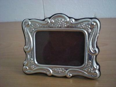 Handmade Sterling Silver Photo Picture Frame *84/4x6GB new