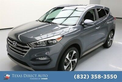 2017 Hyundai Tucson Limited Texas Direct Auto 2017 Limited Used Turbo 1.6L I4 16V Automatic FWD SUV