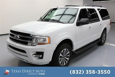 2017 Ford Expedition 4x2 XLT 4dr SUV Texas Direct Auto 2017 4x2 XLT 4dr SUV Used Turbo 3.5L V6 24V Automatic RWD SUV