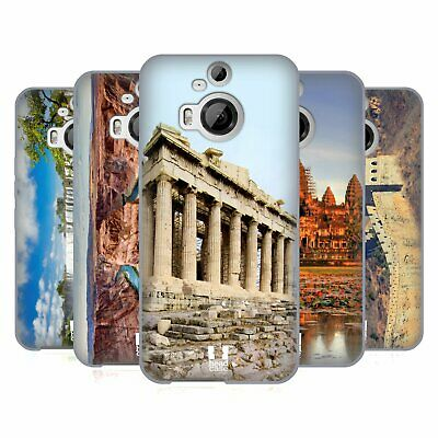 Head Case Designs Famous Landmarks Soft Gel Case For Htc Phones 2