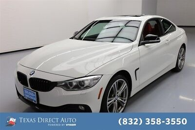 2015 BMW 4-Series 435i xDrive Texas Direct Auto 2015 435i xDrive Used Turbo 3L I6 24V Automatic AWD Coupe