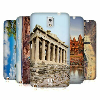 Head Case Designs Famous Landmarks Soft Gel Case For Samsung Phones 2
