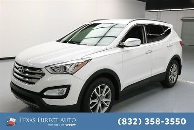 2014 Hyundai Santa Fe 2.0T Texas Direct Auto 2014 2.0T Used Turbo 2L I4 16V Automatic FWD SUV