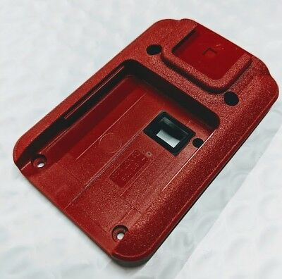 Motorola Minitor VI 6 Rear Housing - Red
