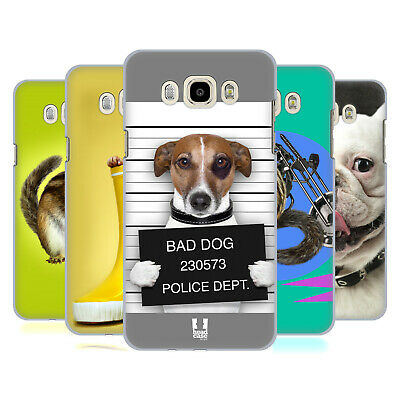 Head Case Designs Funny Animals Hard Back Case For Samsung Phones 3