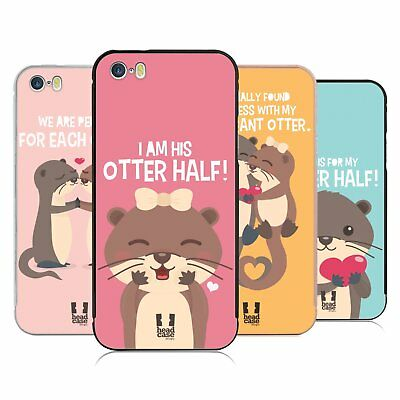 HEAD CASE DESIGNS SIGNIFICANT OTTER SILVER SLIDER CASE FOR APPLE iPHONE PHONES