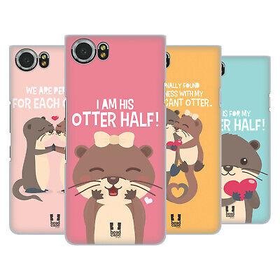 Head Case Designs My Significant Otter Hard Back Case For Blackberry Phones