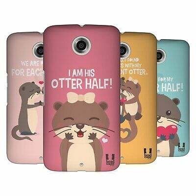 Head Case Designs My Significant Otter Hard Back Case For Motorola Phones 2