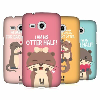 Head Case Designs My Significant Otter Hard Back Case For Samsung Phones 6