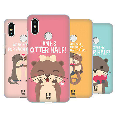 Head Case Designs My Significant Otter Hard Back Case For Xiaomi Phones
