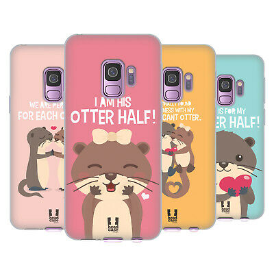 Head Case Designs My Significant Otter Soft Gel Case For Samsung Phones 1