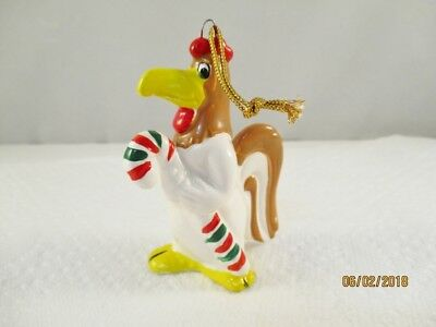 1978 Warner Bros Looney Tunes Foghorn Leghorn Grossman Design Ornament