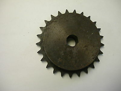 MARTIN 40B25 SPROCKET 5/8 in Finished Bore