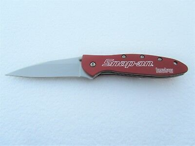 Kershaw Leek Knife Snap-on Ken Onion Design 1660RATSO New