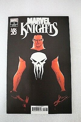 Marvel Knights 20th #3 Jae Lee 1:25 Retailer Incentive Variant Edition Cover
