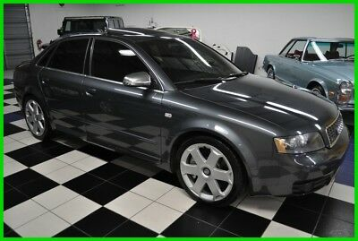 2004 Audi S4 GREAT CONDITION, AMAZING COLOR COMBINATION 4.2 340HP - VERY CLEAN - UNMOLESTED - BEAUTIFUL COLORS