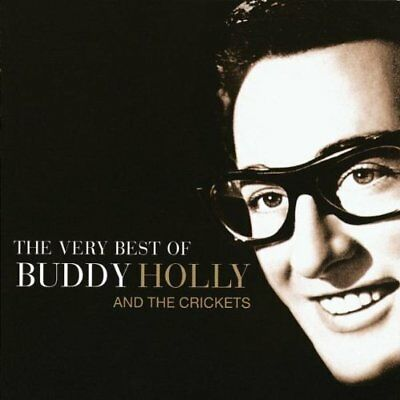 Buddy Holly The Very Best Of Buddy Holly & The Crickets 1999 Cd Brand New