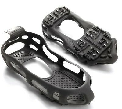 Quad Trek All Terrain Snow Ice Steel Shoe Cleats SEE COLORS & SIZES NEW