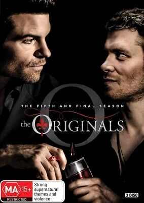 The ORIGINALS : Season 5 FINAL: NEW DVD