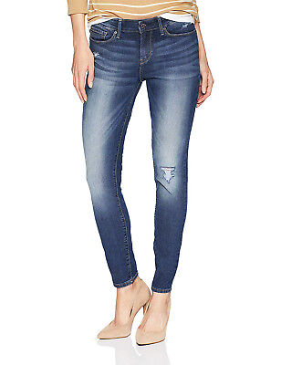 Levi's Jeans Signature Gold By Levi Strauss Skinny Distressed Stretch Jeans