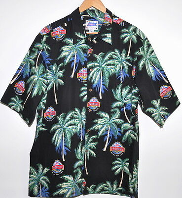23cba7189 Reyn Spooner Hawaiian Button Down Shirt Size XL NFL Pro Bowl Hawaii 2005  Aloha