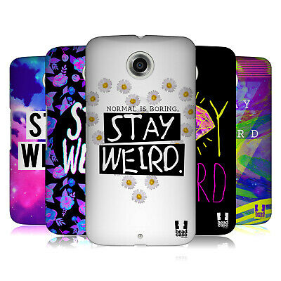 Head Case Designs Stay Weird Back Case For Motorola Phones 2