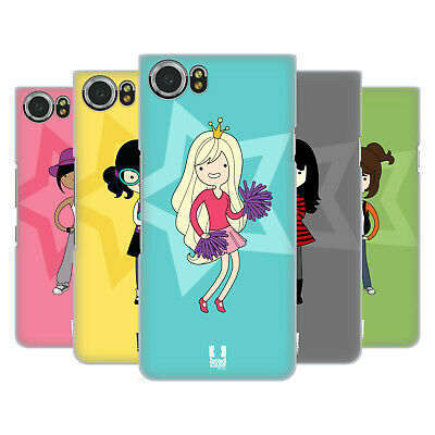 Head Case Designs Female Teen Personalities Hard Back Case For Blackberry Phones
