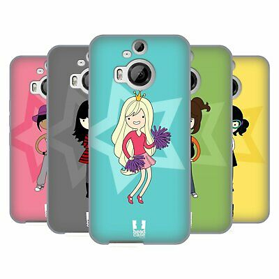 Head Case Designs Female Teen Personalities Soft Gel Case For Htc Phones 2